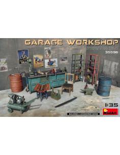 Garagen Werkstatt