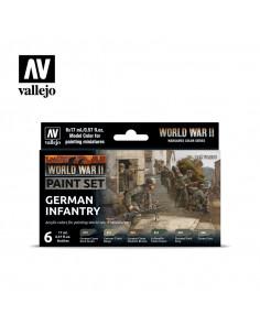 Wk2 Deutsche Infanterie
