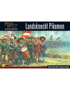 Landsknechts Pikemen...