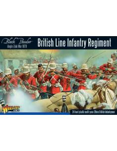 Britische Infanterie,...