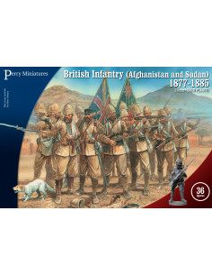 British Infantry...