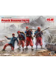 Französische Zuaven (1914)