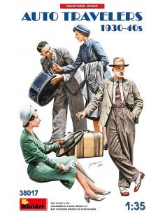 Auto Travelers 1930 - 40s