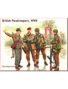 British Paratroopers, WW2