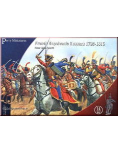 French Napoleonic Hussars...