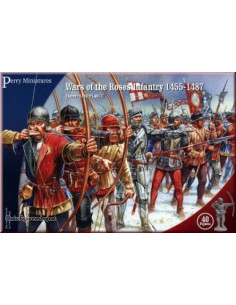 Wars of the Roses Infantry...