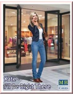 Dangerous Curves Serie, Kate