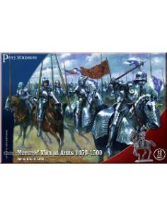 Ritter zu Pferd 1450-1500
