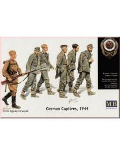 Deutsche Gefangene 1944