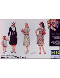 Frauen des 2. WK Ära